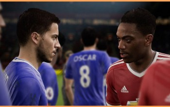 Which Game's Improved the Most? FIFA 17 or PES 2017 Get £30 off.