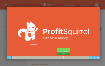 3 Simple Steps To Making Money Online With Profit Squirrel