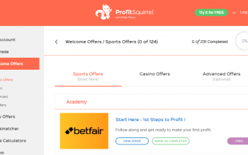 Can I Still Profit From Welcome Offers? Matched Betting after Sign up Offers