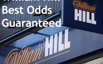 William Hill Best Odds Guaranteed promotional offer