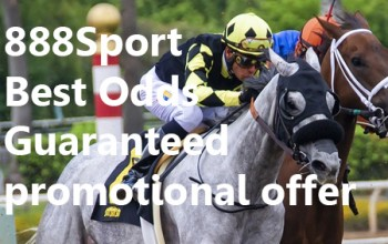 888Sport Best Odds Guaranteed promotional offer