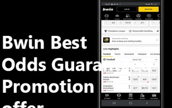Bwin Best Odds Guaranteed promotional offer