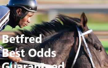 Betfred Best Odds Guaranteed promotional offer
