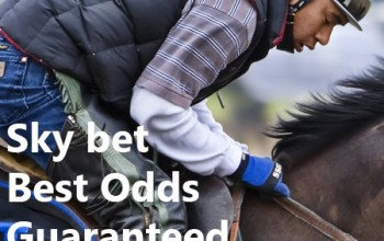 Sky bet Best Odds Guaranteed promotional offer