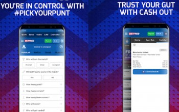 Betfred Mobile App Download, install and place a bet guide