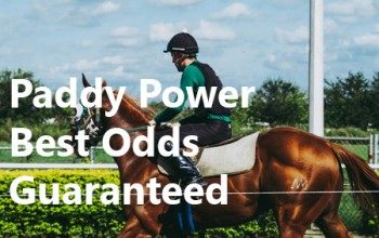 Paddy Power Best Odds Guaranteed promotional offer
