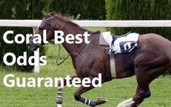 Coral Best Odds Guaranteed promotional offer